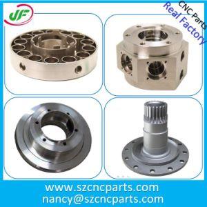 Polish, Heat Treatment, Nickel, Zinc, Tin, Silver, Chrome Plating Machinery Parts pictures & photos