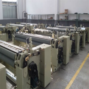 Niupai Cam Shedding Shuttleless Water Jet Machine Weaving Loom pictures & photos
