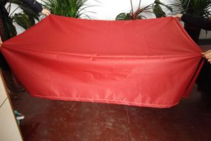 PE Tarpaulin Cover Waterproof UV Protection Plastic PE Pallet Cover pictures & photos