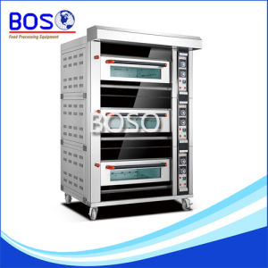 Automatic High Quality Bread Baking Oven
