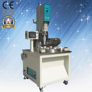Plastic Rotary Ultrasonic Welding Machine pictures & photos