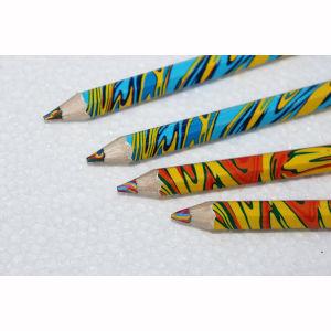 Jumbo Size Rainbow Color Pencils pictures & photos