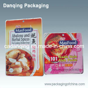 Guangdong Printing Food Packaging, Food Bags, 3 Sides Seal Packaging (DQ212) pictures & photos