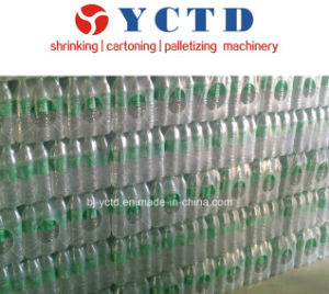 Automatic Low Palletizer Beverage Production Line (YCTD-YCMD40) pictures & photos