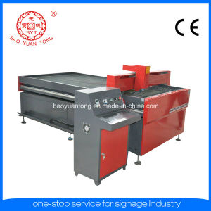 High Precision Low Cost CNC Plasma Cutting Machine pictures & photos