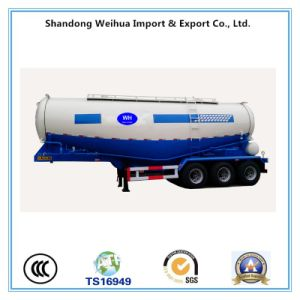 45cbm Bulk Cement Tanker Trailer with Good Price pictures & photos