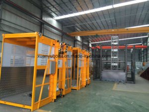 Xmt Building Hoist Sc200/200 Construction Equipment Hot Saled in Vietnam pictures & photos
