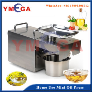 Multifunctional Food Grade Automatic Mini Peanut Oil Machine pictures & photos