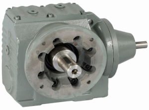 SFS Helical Worm Gearbox