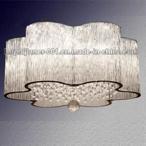 Flower Type Pendant Lighting for Home with Clear Crystal pictures & photos