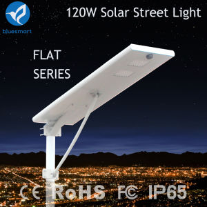 120W Solar LED Street Light with Lighting Power pictures & photos