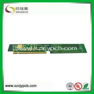 4 Layer Thick Gold Finger PCB pictures & photos