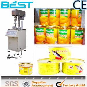 Metal Can Sealing Machine