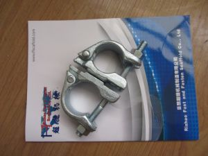 Steel Scaffolding Pipe Clamp British Type Forged Scaffold Fastener pictures & photos