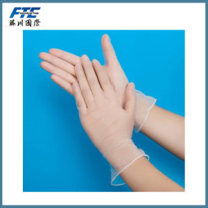 Wholesale Latex Gloves Disposable Latex Surgical Gloves Nitrile Gloves pictures & photos