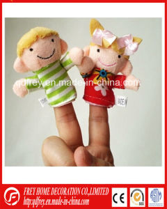Cute Mini Toy of Finger Puppet Toy for Baby Gift