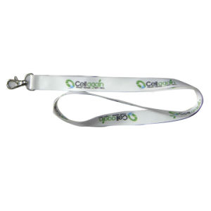 Customized Sublimate Lanyard with Metal Hook pictures & photos