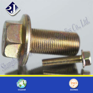 Alloy Steel Flange Bolt for Automobile (IFI-111) pictures & photos