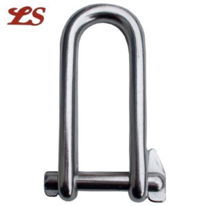 High Quality Stainless Steel Long D Shackle pictures & photos