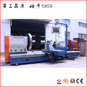Large Horizontal CNC Lathe with Drilling Function for Machining Sugar Cylinder (CG61200) pictures & photos