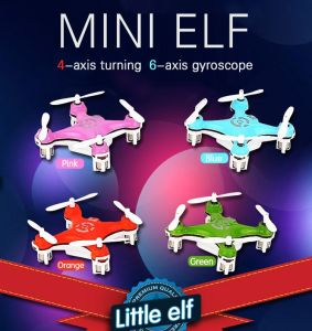 2.4G 4CH 6-Axis Mini RC Quadcopter Drone Toy pictures & photos