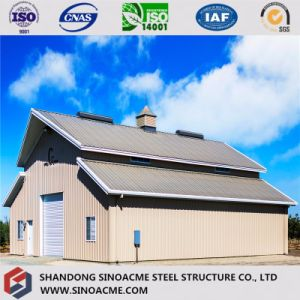 Sinoacme Prefabricated Metal Frame Light Steel Structure Church pictures & photos