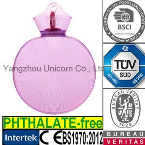 PVC BS Hot Water Bottle
