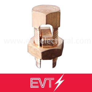Split Bolt Brass Connector in High Quality pictures & photos