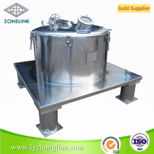 Psc600nc Patented Product High Efficiency High Speed Flat Sedimentation Centrifuge pictures & photos
