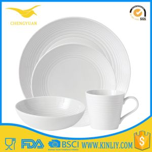 Cheap European China Us Melamine Plastic Restaurant Safe Round Square Modern Home Food Set Dish Dishware Dinner Plate Set Cup Bowl Tray Tableware Dinnerware pictures & photos