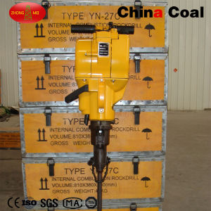 High Efficiency Yn27 Gasoline Rock Drill pictures & photos