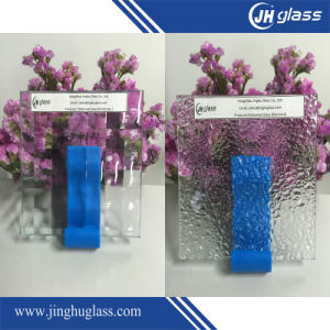 High Quality Pattern Glass, Decorative Galss, Frosted Pattern Glass with ISO&CCC Certificate pictures & photos