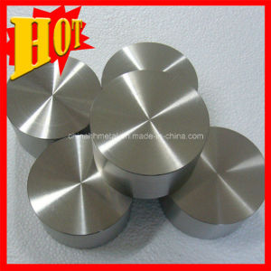 Gr 1 Titanium Target for Sputtering Coating pictures & photos