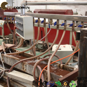 WPC Decking Making Machine\WPC Decking Extruction Line pictures & photos