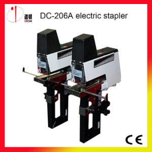 DC-206A Double Head Heavy-Duty Stapler pictures & photos