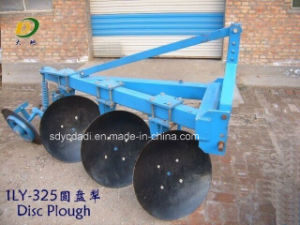 Disc Plough with 3 Discs Tube Disc Plow Farm Implements pictures & photos