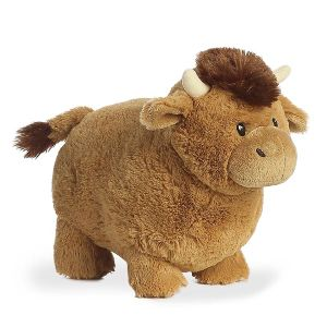 Hot Sale Cheap Custom Bull Plush Toy pictures & photos