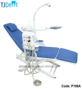 Space Saving Pick and Go Economical Design Foldable Dental Chair (P108A) pictures & photos