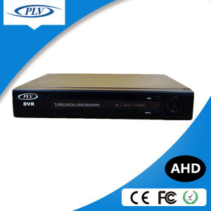 Plug and Play Standalone 4CH Mini 720p Ahd DVR