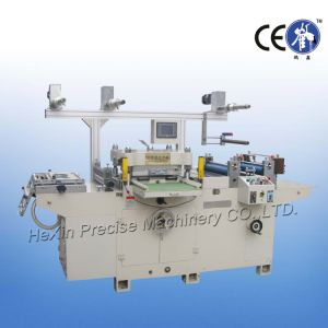 Automatic Platen Die Cutting Machine with Multi-Function pictures & photos