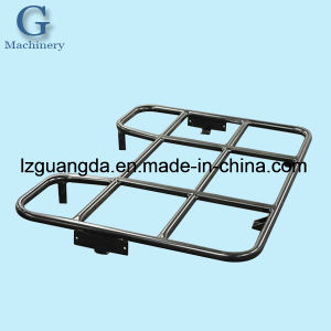 High Quality Metal Tube Shelf Fabrication pictures & photos
