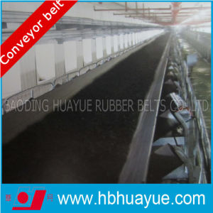 High Abrasion Nn/Cc/Ep Rubber Conveyor Belt pictures & photos