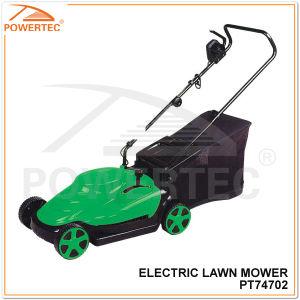 Powertec 420mm 1600/1800W Lawn Mower (PT74702) pictures & photos