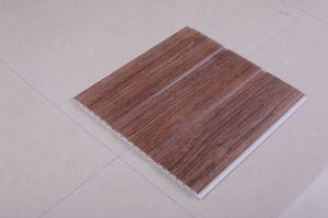 Manufacture Wooodgrain PVC Panel &PVC Door Panel&PVC Profile pictures & photos