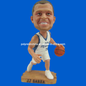 Basket Bobble Heads, Resin Bobblehead