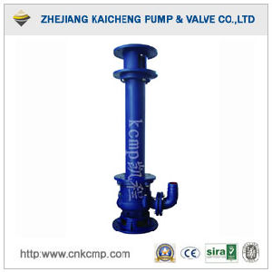 Single Pipe Sewage Slurry Liquid Pump