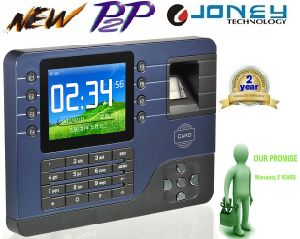 3.2 Inch TFT Color Screen USB Fingerprint Biometric Time Recording with P2p Cloud Function (JYF-C091) pictures & photos