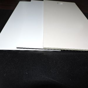 White Fireproof Aluminum Composite Panel / ACP / Acm Wall Cladding pictures & photos