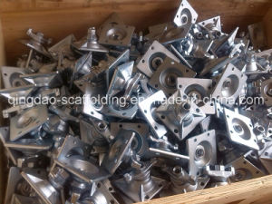Full Set of 15/17mm Wing Nut with Tie Rod & Plate Washer pictures & photos