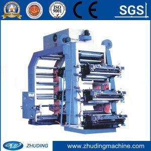Plastic Film Roll Printing Machine pictures & photos